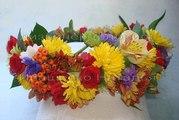 Венок из цветов Киев