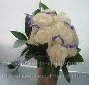 Букет дублер из роз