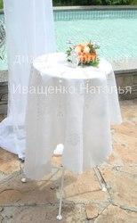 Свадебная арка с подарком